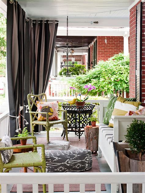 Veranda Ideas Decorating by Porch Decorating Ideas Ls Plus
