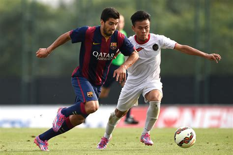Barcelona U19 | putu gede photos photos barcelona b v indonesia u19 zimbio