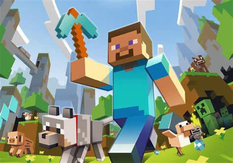 Sports Themed Duvet Covers Minecraft Is Now Second Best Selling Game Ever