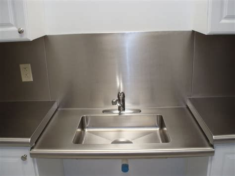 custom stainless steel sinks custom sink portfolio brooks custom