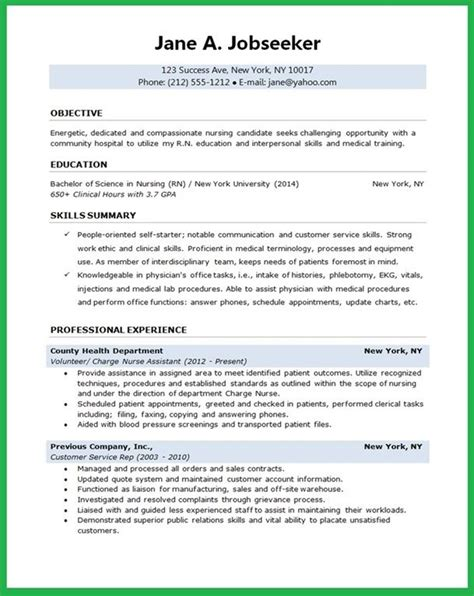 Resume Tips 50 Nursing Student Resume Creative Resume Design Templates Word Student Resume
