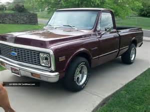 1970 Chevrolet Truck 1970 Chevrolet C10 Swb Truck Sell Or Trade