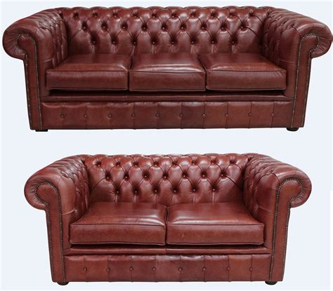 Chesterfield Sofa Suite Buy Leather Suite Order Free Fabric Swatches Designersofas4u