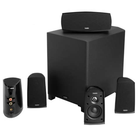 buy definitive technology home theater system black