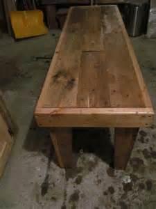 diy bench seat diy rustic yet sturdy pallet bench seat pallet furniture