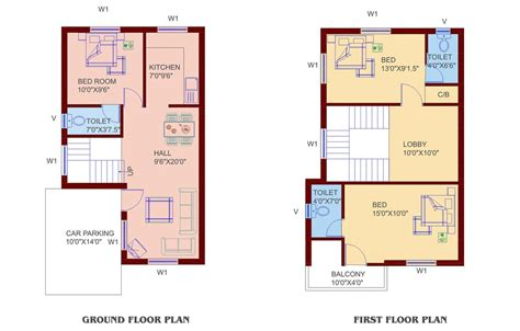 modern duplex home plans type modern house plan modern