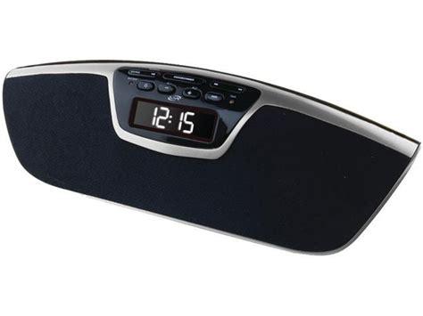 ilive icbs dual alarm clock radio wbluetooth