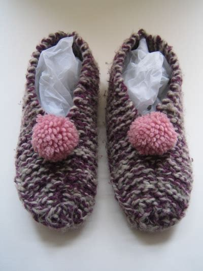 how to make knitted slippers do you mind if i knit knitted slipper pattern