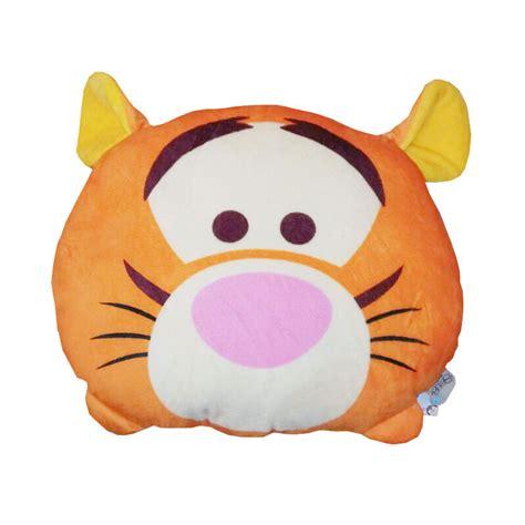 Guling Boneka Tsum Tsum Tiger jual disney tsum tsum bantal shape tiger jd id