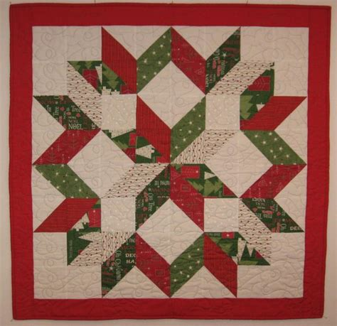 17 best images about christmas quilts on pinterest