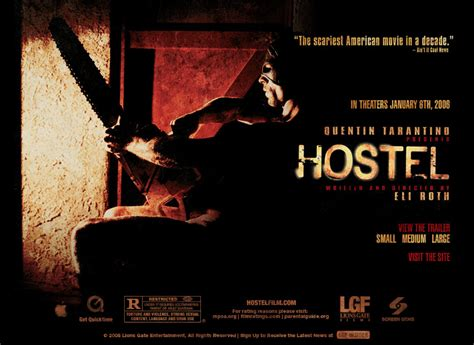 hostel film quentin tarantino apple trailers hostel written directed by eli roth
