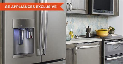 matte appliances premium finishes for designer kitchens ge appliances