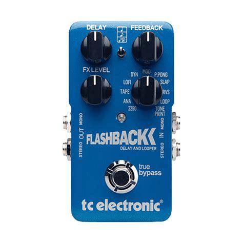 tc electronic flashback delay reverb