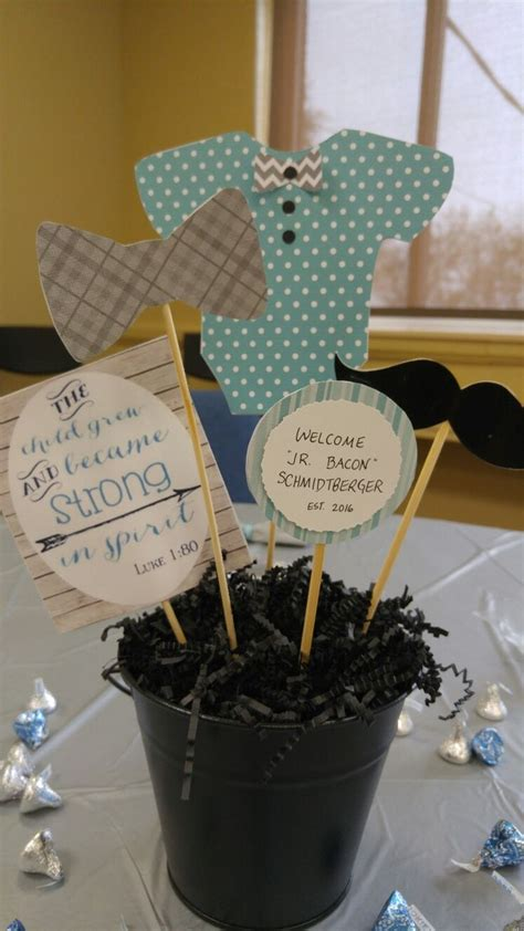 Baby Shower Centerpieces best 25 bowtie baby showers ideas on pinterest boy