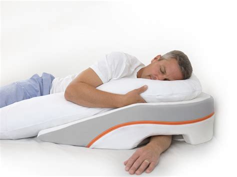 sleep better bed wedge pillow medcline acid reflux system large 5 9 quot to 6 2 quot 250lb