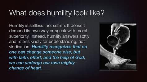 why ebcla matters humility