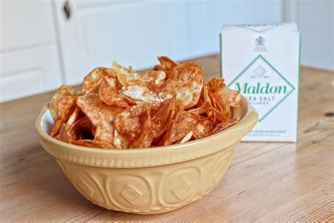 Handmade Crisps - crisps the thrifty squirrels