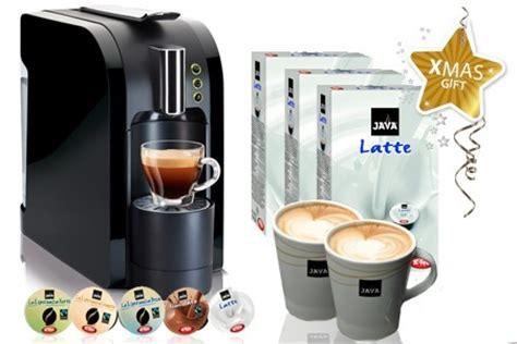 koffiemachine java java pro capsule system koffiezetapparaat al vanaf 159