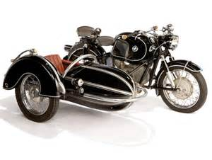 1958 bmw motorcycle with steib sidecar megadeluxe for
