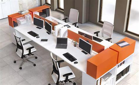 scrivanie bianche ufficio scrivanie bianche arancioni contact