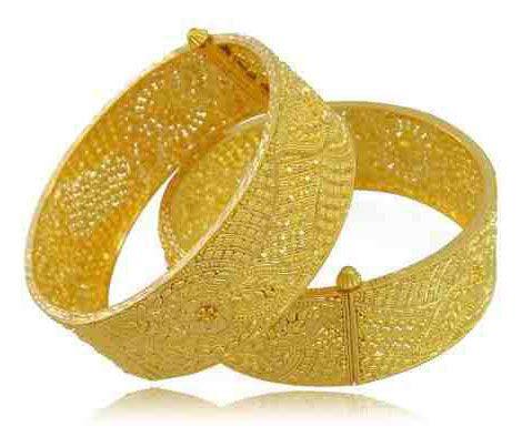 pattern of gold kada gold kada in india 587102 bagalkot exporter