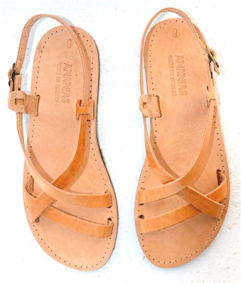 Sandal Kelom Geulis C 089 sandalen aus griechenland ananias sandals
