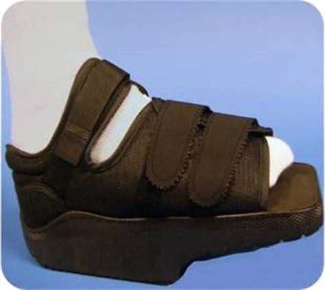 ortho wedge healing shoes