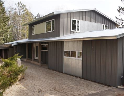 outside facelift for home in lower congdon knutson