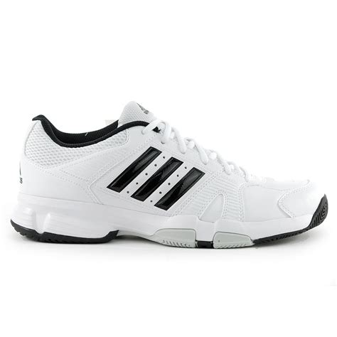 Adidas Tennis Black adidas men s barracks f10 running white black tennis shoes