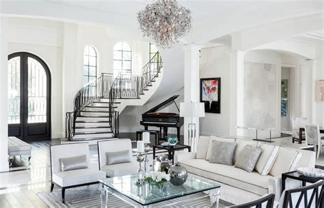 Have you ever wondered why we love luxury interiors so much image via