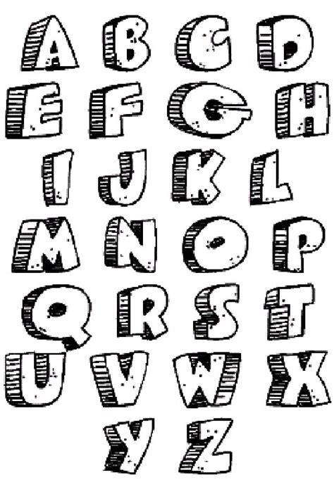 32 inspirational graffiti alphabet letter exles
