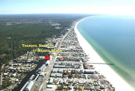 mexico beach rentals with boat slip homes for sale in panama city beach fl top summer beach