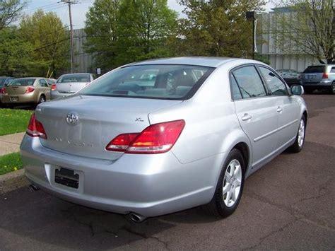 2007 Toyota Avalon Xl 2007 Toyota Avalon Xl Clean Record One Owner 3 0m