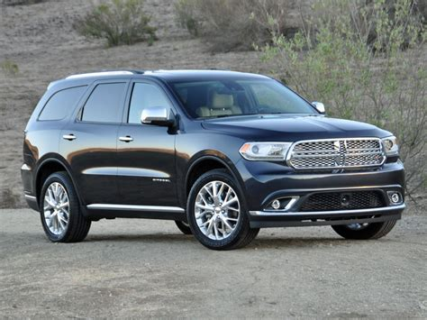 2014 Dodge Durango Citadel Review by 2014 Dodge Durango Suv Review New Cars Used Cars Car