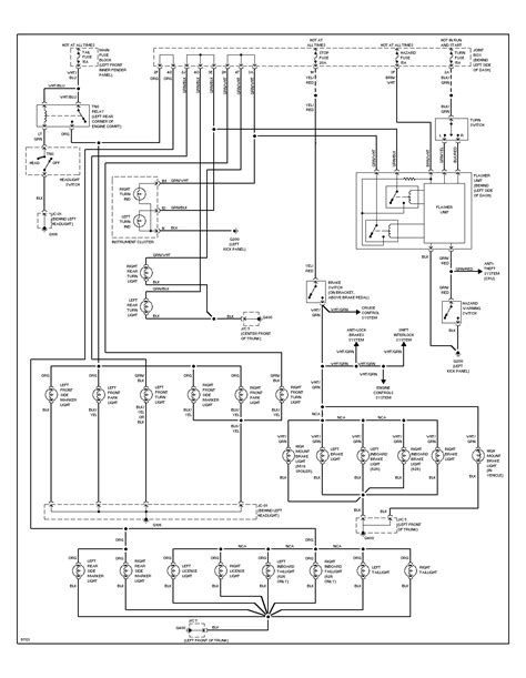 2001 mazda 626 wiring diagrams wiring diagrams 2001