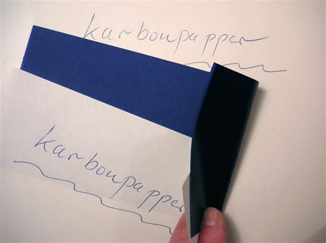 How To Make Carbon Copy Paper - carbon copy wikiwand