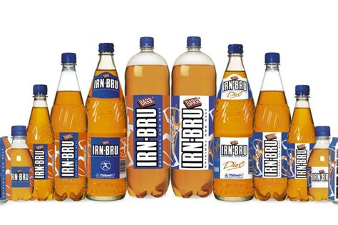 Would You Drink This Curry Soda by Restaurant In Edinburgh Cooks Up An Irn Bru Curry Daily