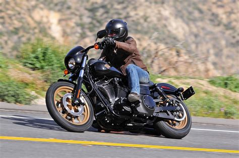 low motocross 2016 harley davidson low rider s first ride review