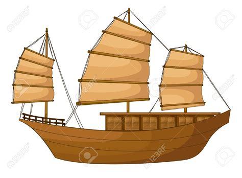 imagenes de barcos de vela ilustraci 243 n de un barco de velas color caf 233 fondo blanco