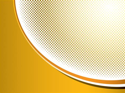 background template golden design powerpoint templates abstract orange