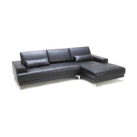 left chaise sectional sofa rocco sectional sofa right chaise zuri furniture