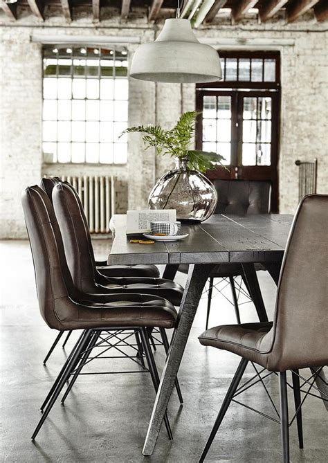best 25 industrial dining tables ideas on pinterest living spaces dining chairs round table monplancul info in