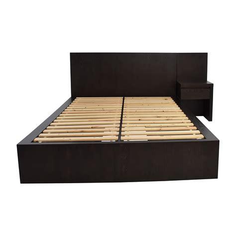 West Elm Platform Bed West Elm Size Wooden Inspirations With Platform Bed Pictures Frame Second Hamipara