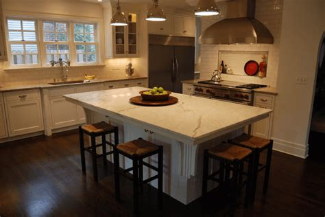 how much overhang for kitchen island how to get an ideal kitchen island overhang