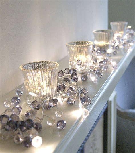 graphite crystal light garland graphite light garland lights mantle and crystals