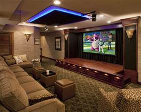 Home Theatre Decor 20 Theatre Room Design Ideas The Home Touches