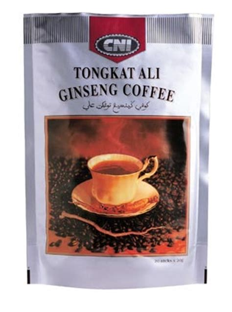 Teh Ginseng Cni menjana arah tuju sendiri produk cni kopi ginseng