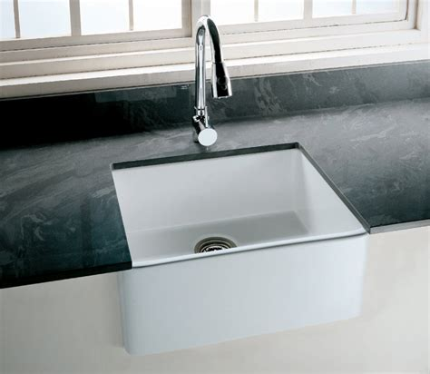 belfast kitchen sinks rak gourmet 2 belfast style fireclay over or undermount sink