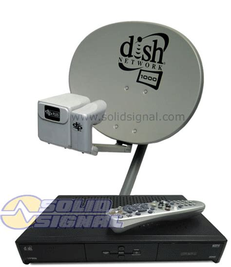 dish network vip 211z mpeg4 high definition hdtv satellite receiver tuner with dish1000 2