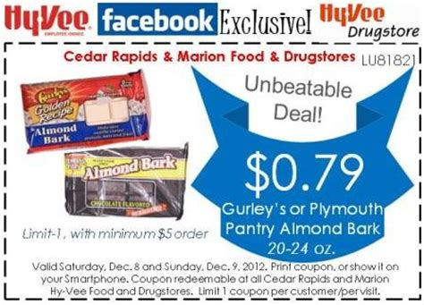 Plymouth Pantry Almond Bark Ingredients by 0 79 Gurley S Or Plymouth Pantry Almond Bark 20 24 Oz